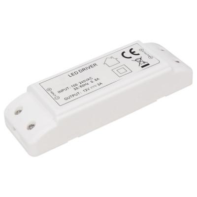 Elektronischer LED Trafo 1 -> 30Watt für LED Lampen oder Stripes - stabilisierte Spannung.