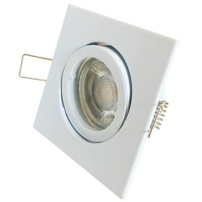 Flacher COB LED Modul Einbaustrahler Dario - 230Volt - 5Watt - STEP DIMMBAR