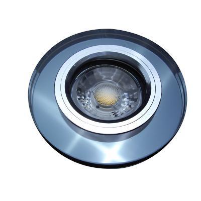 9 Watt LED Einbaustrahler Timo   900 Lumen   230Volt   Gu10 Fassung   IP20