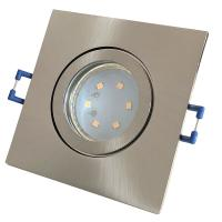 LED Einbaustrahler Marin / 230V / 5W / STEP DIMMBAR / ET = 32mm / IP44