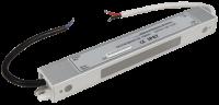 Elektronischer LED Trafo 1 -> 30Watt für LED Lampen oder Stripes. IP67 Spritzwasser geschützt.