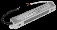 Elektronischer LED Trafo 1 -> 20Watt für LED Lampen oder Stripes. IP67 Spritzwasser geschützt.