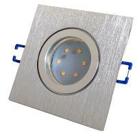SMD LED Bad Einbauleuchte Marin 230Volt / 3W, 5W oder 7Watt / IP44 / Clipring