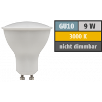 9 Watt / SMD LED Bad Einbauleuchte Marin 230Volt / IP44 / Clipring