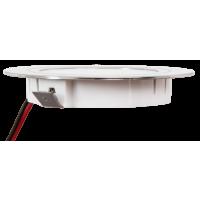 Flache LED Möbel Einbauspots Mila - 12V - 2,4W - Loch 58 - 60mm