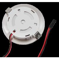 Flache LED Möbel Einbauspots Mila - 12V - 2,4W - 160Lumen - Loch 58 - 60mm