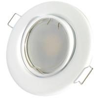 230Volt / LED Decken Einbaustrahler / 7Watt / 560Lumen / dimmbar / warmweiss