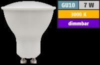 Einbauleuchte Jan / LED / DIMMBAR / 230Volt / 7W / 520Lumen / Gu10 Fassung