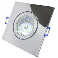 LED Einbaustrahler Marin / 230V / 7W / Loch = 60 - 65mm / ET = 32mm / IP44