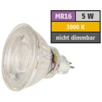 5W LED Bad Einbaustrahler Marina | 12V | IP44 | Rund | Klares Schutzglas | Ohne Transformator