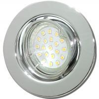 Flacher SMD LED Einbaustrahler Tomas | 230V | 7W | STEP DIMMBAR | ET=30mm