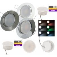 LED Modul Einbaustrahler Jan | 230V | 5W | Smart Wifi | RGB + Warmweiss