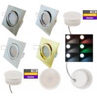 LED Modul Einbaustrahler Dario | 230V | 5W | Smart Wifi | RGB + Warmweiss