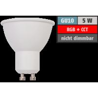 IP44 LED Solar-Lichterkette - 5 Meter - 50 LEDs - Warmweiss