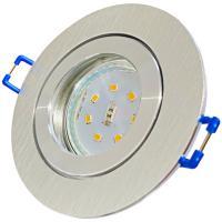 LED Einbauleuchte Marina / 230V / 7W / DIMMBAR / ET = 32mm / IP44