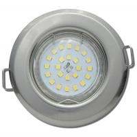 IP54 LED-Panel LP-150IP, 220V, 10W, Ø=150mm, Loch=140mm, 800lm, 3000K, warmweiß