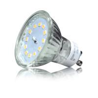 SMD LED Einbaustrahler Sandy / 3 - Stufen Dimmbar per Lichtschalter / 230Volt / 5W / Silber