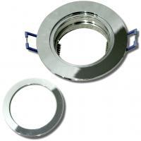 Quadratischer Deckeneinbaustrahler - Square - 230Volt mit oder ohne Halogen Leuchtmittel - Farbe: Weiss