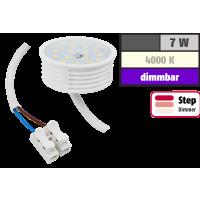 LED-Modul, 7Watt, 470Lumen, 230Volt, Step dimmbar, 50 x 23mm, Neutralweiß, 4000Kelvin