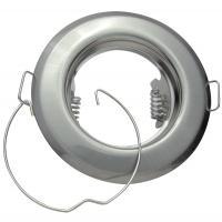 2er Set / Flache LED Einbauspots Lina / 12Volt / 3W / Kabelbaum / Mini AMP Stecker und Mini AMP Verteiler