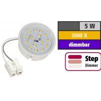 12Volt LED SMD Leuchtmittel / 5Watt / Sockel MR16 / Gu5.3